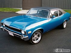 There's always one that's here to screw up the program.: American Muscle Cars...
