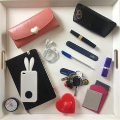 In my bag by Evera