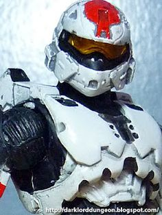 "Players of Halo 3 commonly call the Rogue Helmet, a ""Dog Helmet"" because of what appears to look like the jowls of a bloodhound hanging from the cheek areas of the helmet. It's also called the ""Rogue Helmet"" because it was manufactured by the Eridanus Rebels under the leadership of Governor Jacob Jiles (Read Halo: The Fall of Reach). Although Governor Jiles never had any Spartans so this variant was being used by his infantry."
