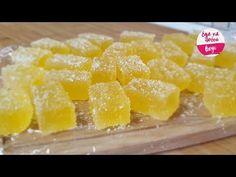Такой Вкусный НЕ купить! Всего 3 ингредиента и Мармелад ТАЕТ во рту - YouTube Baking Recipes, Dessert Recipes, Pineapple, Yummy Food, Sweets, Candy, Fruit, Cooking, Youtube
