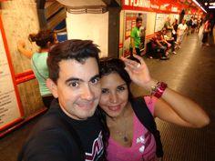Rome: Flaminio subway station