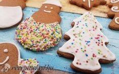 Pihentetés nélküli, rögtön puha mézeskalács recept fotóval Gingerbread Cookies, Food And Drink, Sugar, Sweet, Paleo, Gingerbread Cupcakes, Candy, Beach Wrap