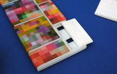 Project Ara - 3D Printed Module Cases. Project Ara is google's modular mobile phone project, incorporating the phonebloks project by Dave Hakkens