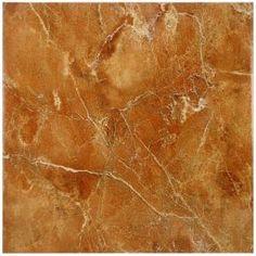 Merola Tile Aroa 12-1/2 in. x 12-1/2 in. Siena Ceramic Floor and Wall Tile