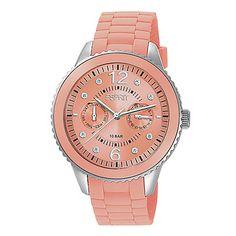 Esprit Ladies Watch Marin 68 Speed Peach ES105332010