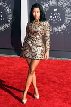 2014 MTV VMA Red Carpet Fashion | PressRoomVIP