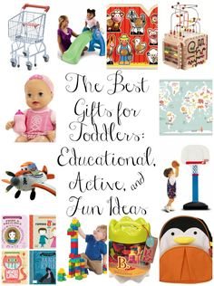 The Best Gifts for Toddlers
