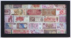 Red Currency - Junk Pirate 2016 Pirate Art, Pirates, Fine Art, Frame, Red, Home Decor, Picture Frame, Decoration Home, Room Decor