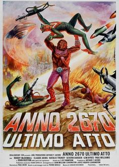 space1970: BATTLE FOR THE PLANET OF THE APES (1973) International Posters