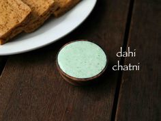 dahi chutney recipe, dahi ki chatni, curd mint chutney with step by step photo/video. yogurt dip made with strained yoghurt for tandoors, tikka's