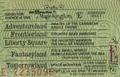 E tickets were always the best rides