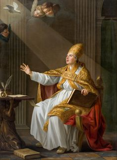 Pope Gregory the Great, as a leader and defender of the Holy Roman Catholic Church in the Middle Ages, ensured that the Church would endure and grow during those difficult times, when much change was taking place in the Roman Empire and beyond.