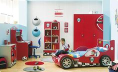 RACE CAR BED!!!!   # Pin++ for Pinterest #