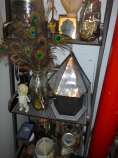 Curios I use in my Assemblages!