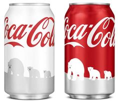 New Coke | New Polar Bear Cans! - Coke Picture