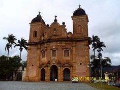 Igreja São Pedro dos Clérigos, Mariana.
