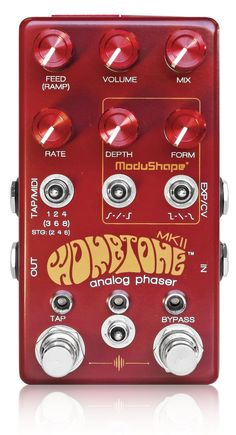 Chase Bliss Audio Wombtone Analog Phaser