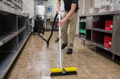 Slip and Fall Accidents in Restaurants are on the Rise - Kaivac Cleaning Systems Slip And Fall, Home Appliances, Cleaning, House Appliances, Appliances, Home Cleaning