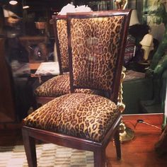 Dining room chair<3 Oh, if only I could get away with these beauties