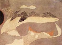 Green Semicircle with Orange - Vajda Lajos - 1938 Art Database, Cubism, Surrealism, Abstract Art, Fine Art, Orange, Green, Artist, Artwork