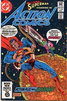 Action Comics (DC, 1938 series) #528