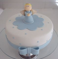 Endulza la celebración del bautizo de tu hijo con este tip. #bautizo #tartas