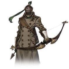 Archer from Terra Battle