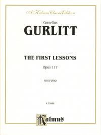 Grade 1 - Gurlitt: The First Lessons Op. 117 for Piano. £8.50