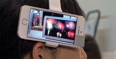 Neurocam permite sacar fotos con tu iPhone empleando ondas cerebrales (vídeo) #tecnología