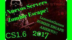 IP Como poner zombie escape en Counter Strike 1.6 no Steam 2017 #GanarDineroFacil