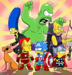 Graffiti Wallpaper Iphone, Simpson Wallpaper Iphone, Cartoon Wallpaper, Simpsons Drawings, Simpsons Art, Morbider Humor, Los Simsons, Simpsons Characters, Cartoon Crossovers
