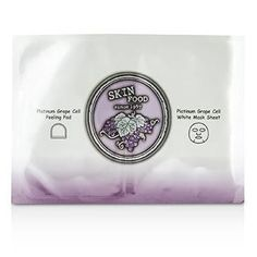 Platinum Grape Cell Peeling Pad & Platinum Grape Cell White Mask Sheet - 5x42ml-1.42oz