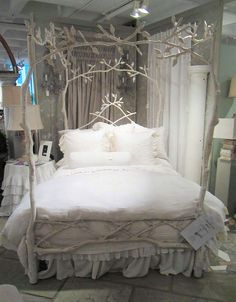 1000 Images About Tree Frame Bed On Pinterest Tree Bed