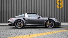 Porsche 911 Targa 4 TGS by McChip DKR