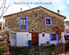 Visiting Spain: Renting a casa rural / country cottage. This one is in deepest Aragón.