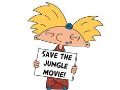 Save The Jungle Movie! by MrShowtime.deviantart.com on @deviantART