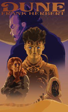 Frank Herbert's Dune by Super-Blackman