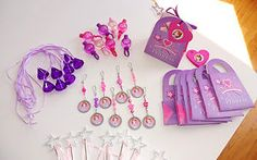 Sofia The First Party Favor Package for 8 Guests Amulet Princess Wand New | eBay