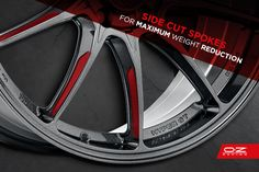 We took all of our racing experience and crafted the HyperGT HLT, the new approach to alloy rims. Can you handle it?