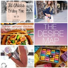 Friday Five – Vol 25 + Kylie Lip Kit giveaway. Healthy Sesame chicken recipe, Easter/spring outfit, the desire map, workout tips and more! #fcnextdoor