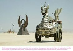 Dragon-Art-Car