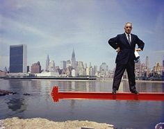 Robert Moses, from 'Robert Moses and the Modern City: The Transformation…