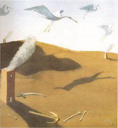 Lisbeth Zwerger - Noah's Ark Brush Pen Art, Lisbeth Zwerger, Fairytale Art, Art Themes, Typography Prints, Children's Book Illustration, Whimsical Art, Surreal Art, Art Images