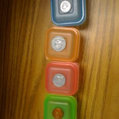 Work box-sorting cpins