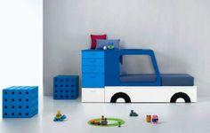 Elegant Toddler Boy Room