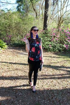With Style and a Little Grace: March 2016