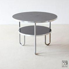 Mauser tubular steel table, zeitlosberlin.com