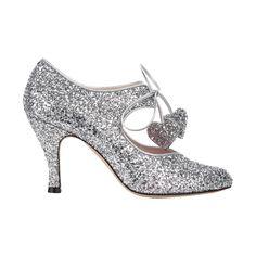Raquel, Minna Parikka. Silver glitter.