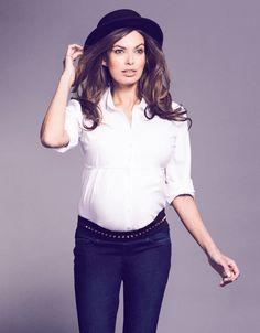 Seraphine's Indigo Slim Fit Maternity Skinny Jeans