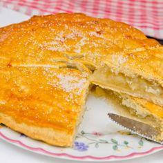 Torta de manzana- el gran chef